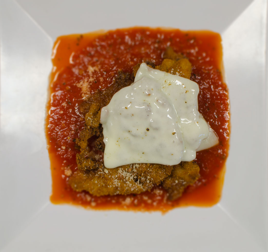 Dine Around Thursdays at Sweet Basilico | Pork Parmigiana